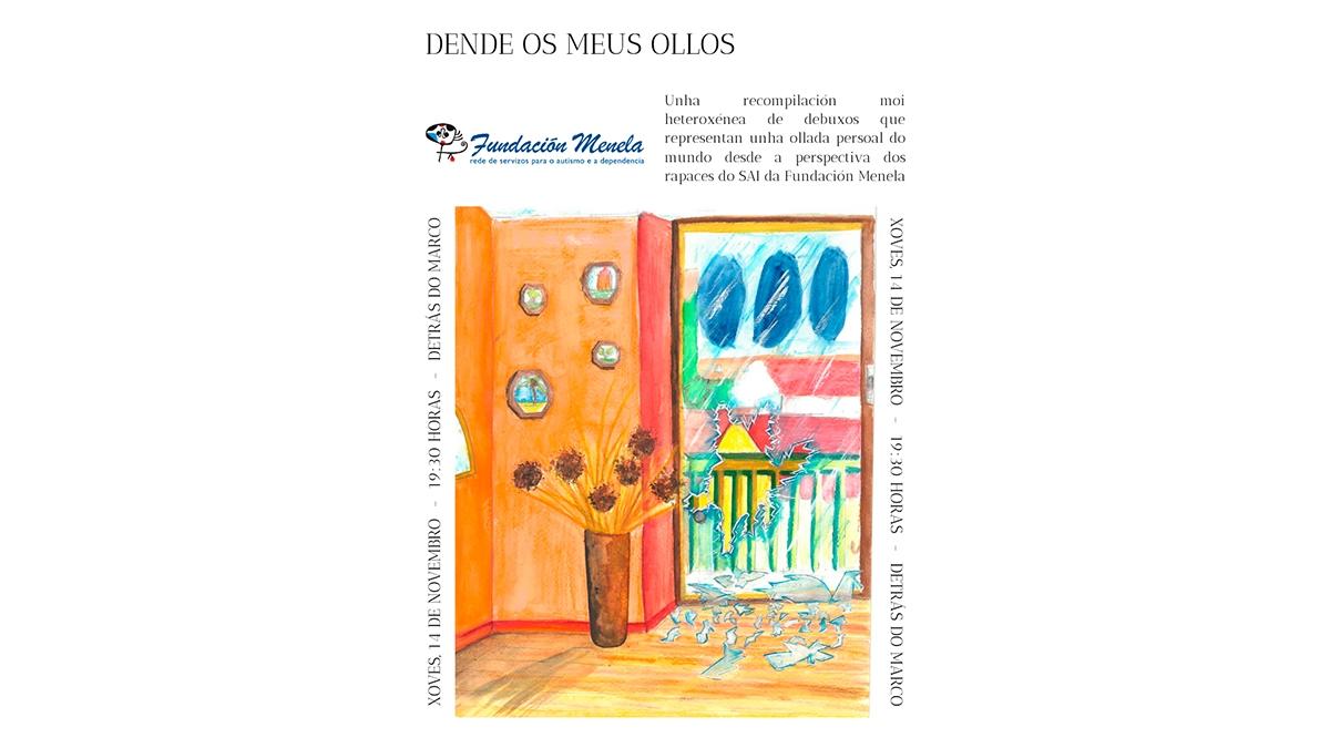"""EXPOSICIÓN """"DENDE OS MEUS OLLOS"""" (3)"""