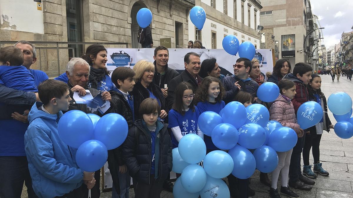 Fundación Menela celebra o Día Mundial de Concienciación sobre o Autismo