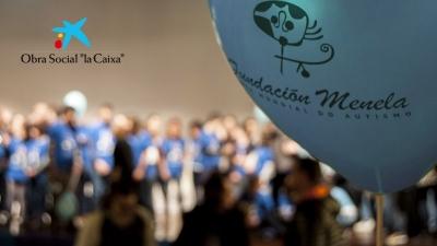 """Fundación Menela e a Obra Social """"La Caixa"""" asinan un convenio de colaboración para financiar o proxecto de mellora organizativa da Rede Menela"""