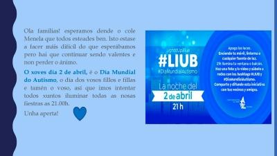 SÚMATE AO RETO LIUB 2020!