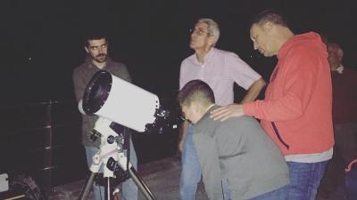 Velada Astronomica